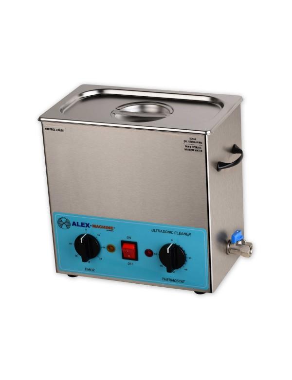 Ultrasonik Yıkama Makinası 8 litre (Laboratuvar)