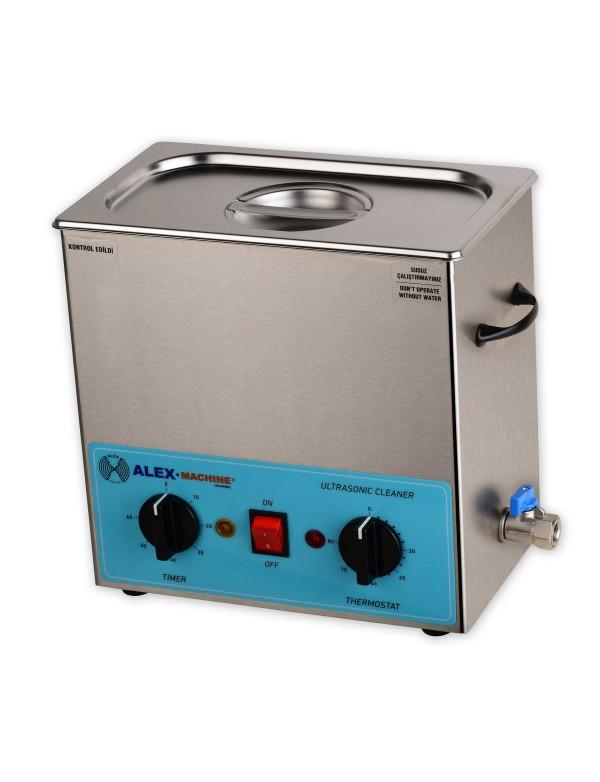 Ultrasonik Yıkama Makinası 100 Litre (Laboratuvar)