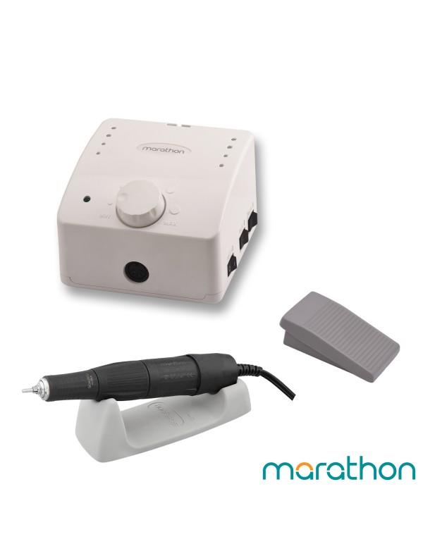 Marathon Cube Mikromotor 35.000 Devir Beyaz
